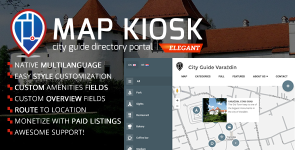 City Guide Directory Portal
